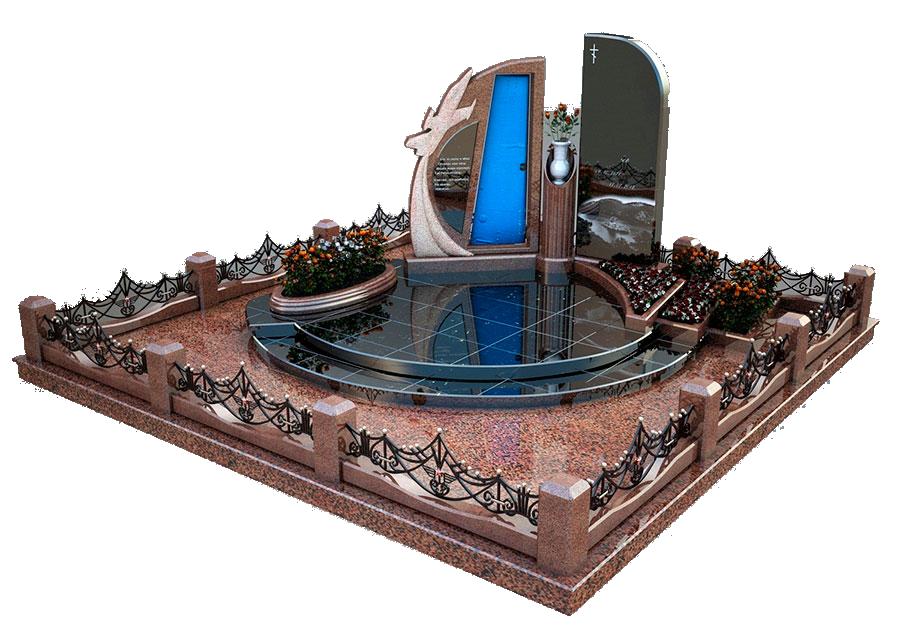 Эксклюзивный памятник работы минск-мемориал