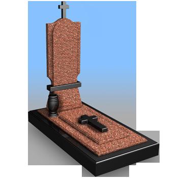 Эксклюзивный памятник с фото