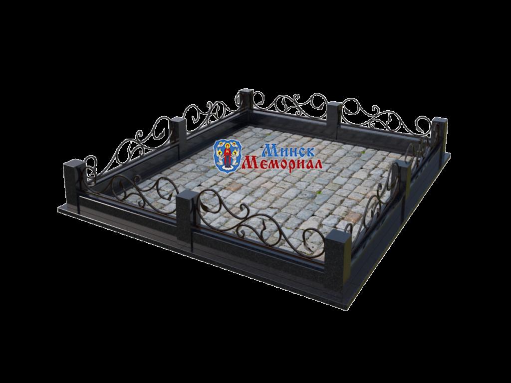 Кованый профиль для ограды
